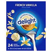 International Delight Mini I.D.'s French Vanilla Liquid Coffee Creamer Singles