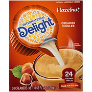International Delight Mini I.D.'s Hazelnut Liquid Creamer Singles
