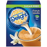 International Delight Sugar Free French Vanilla Liquid Coffee Creamer Singles