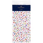 International Greetings Tissue Printed Happy Birthday