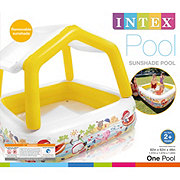 Intex Inflatable Sun Shade Pool