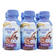 Intrust Original Nutrition Shake, Milk Chocolate 6 PK