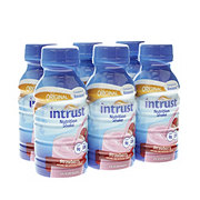 Intrust Original Nutrition Shake, Strawberry, 6 PK