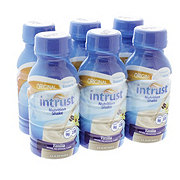 Intrust Original Nutrition Shake, Vanilla 6 PK
