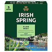 Irish Spring Aloe Deodorant Soap