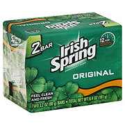 Irish Spring Deodorant Original Soap