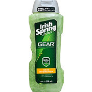 Irish Spring Gear Skin Hydration Body Wash