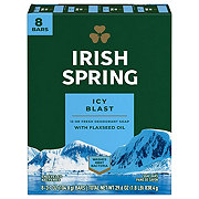 Irish Spring Icy Blast Bar Soap