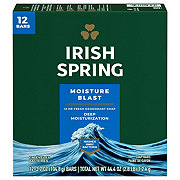 Irish Spring Moisture Blast Bar Soap