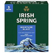 Irish Spring Moisture Blast Deodorant Soap