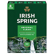 Irish Spring Original Bath Size Deodorant Soap