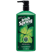 Irish Spring Original Body Wash Pump