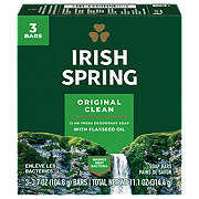 Irish Spring Original Deodorant Soap