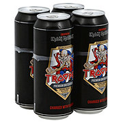 Iron Maiden Trooper British Beer 16 oz Cans