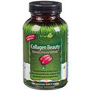 Irwin Naturals Collagen Beauty Liquid Softgels