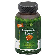 Irwin Naturals Daily Digestive Enzymes Liquid Soft Gels