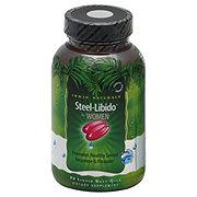 Irwin Naturals Steel-Libido For Women Liquid Soft Gels