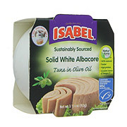 Isabel Solid White Albacore Tuna In Olive Oil