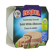 Isabel Solid White Albacore Tuna In Water