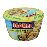 Isabel Tuna Salad With Vegetables