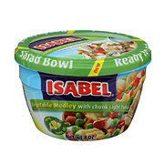 Isabel Vegetable Medley With Chunk Light Tuna