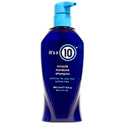 It's a 10 Miracle Moisture Shampoo