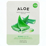 It's Skin Aloe Sheet Mask