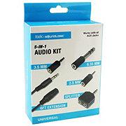 itek 5 In 1 Audio Kit