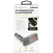 itek Bluetooth FM Transmitter & Charger