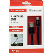 Itek Lightning Cable Black