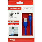 Itek Lightning Cable Blue