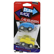 Its Academic Pull Back Car Erasers