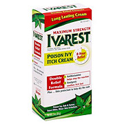 Ivarest Maximum Strength Poison Ivy Itch Relief Cream