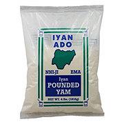 Iyan Ado Iyan Pounded Yam