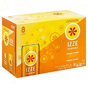 Izze Fusions Orange Mango 12 oz Cans