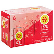 Izze Fusions Strawberry Melon 12 oz Cans