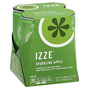 Izze Sparkling Apple 8 oz Cans