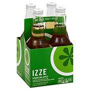 Izze Sparkling Apple Juice 12 oz Bottles
