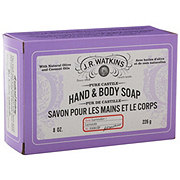J.R. Watkins Hand & Body Bar Soap Lavender