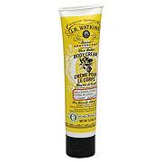 J.R. Watkins Naturals Apothecary Shea Butter Lemon Cream Body Cream