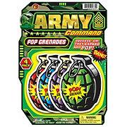 Ja-Ru Army Command Pop Grenades