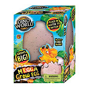 Ja-Ru Dino World Mega Grow Egg