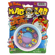 Ja-Ru Dr. Wacko's Mad Lab Wonder Dough, Assorted Colors