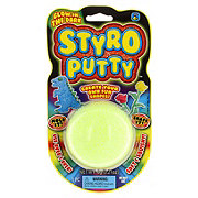 Ja-Ru Glow In Dark Styro Putty