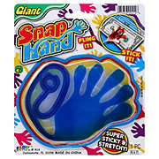 Ja-Ru Stretchy Giant Snap Hand, Colors May Vary