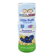 Jack & Emma Little Puffs Blueberry