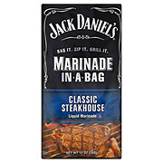 Jack Daniel's Classic Steakhouse Liquid Marinade