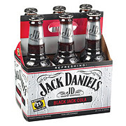 Jack Daniel's Country Cocktails Black Jack Cola 6 Pack