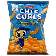 Jack 'n Jill Chiz Curls Cheese Flavored Corn Curls