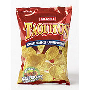 Jack 'n Jill Taquitos Hickory Barbecue Flavored Corn Chips